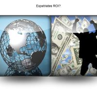 How Is Expatriate ROI Defined In Global Companies ?