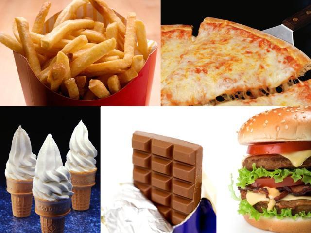 """Emotional eating junk food"""