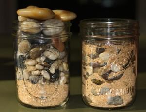 Rock Pebbles Sand